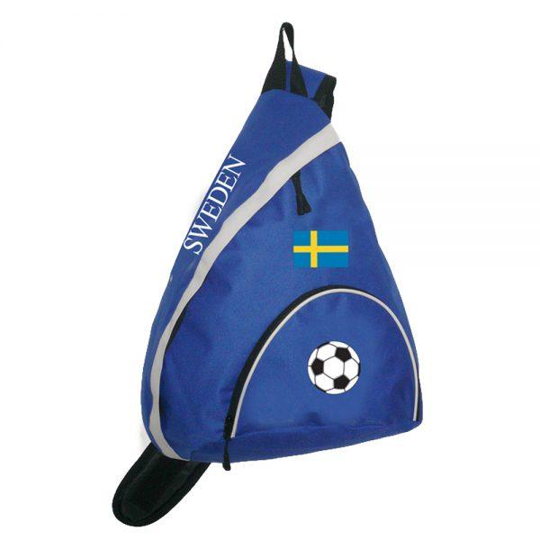 Coolaste Sverige ryggsäcken Sweden