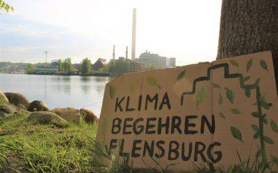 Willkommen Klimabegehren Flensburg