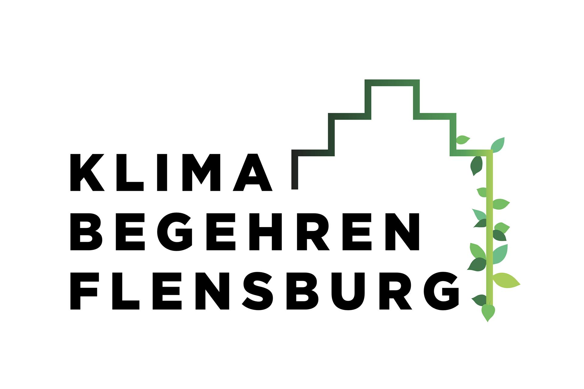 Logo Klimabegehren Flensburg