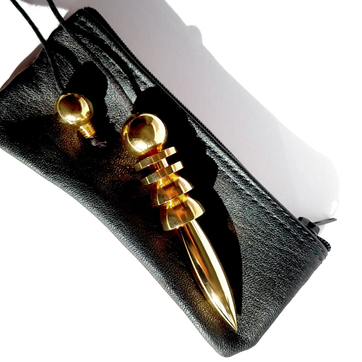 Hathor Gold Pendulum
