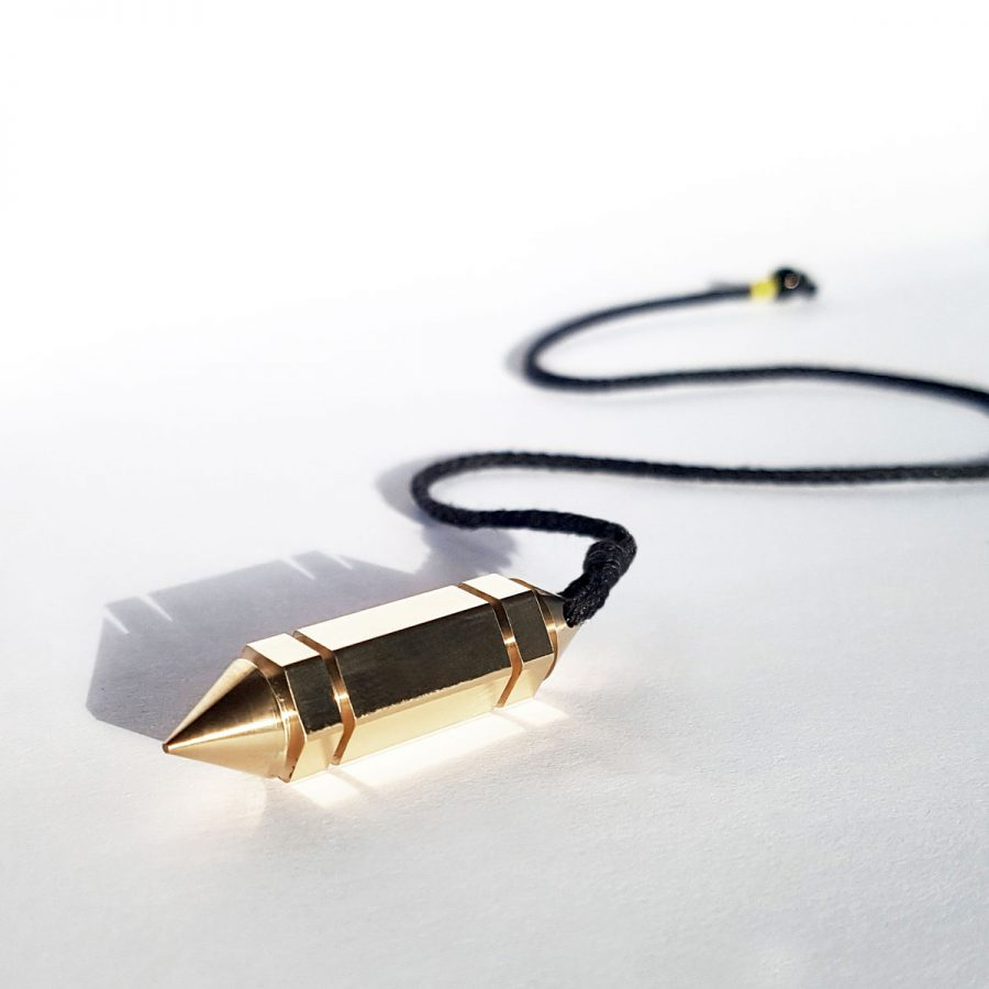 Atlantis Brass Pendulum