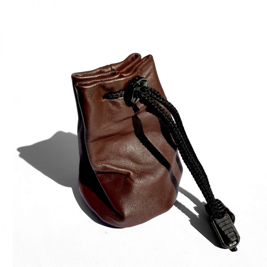 Pendulum Leather Pouch 110 x 65 mm