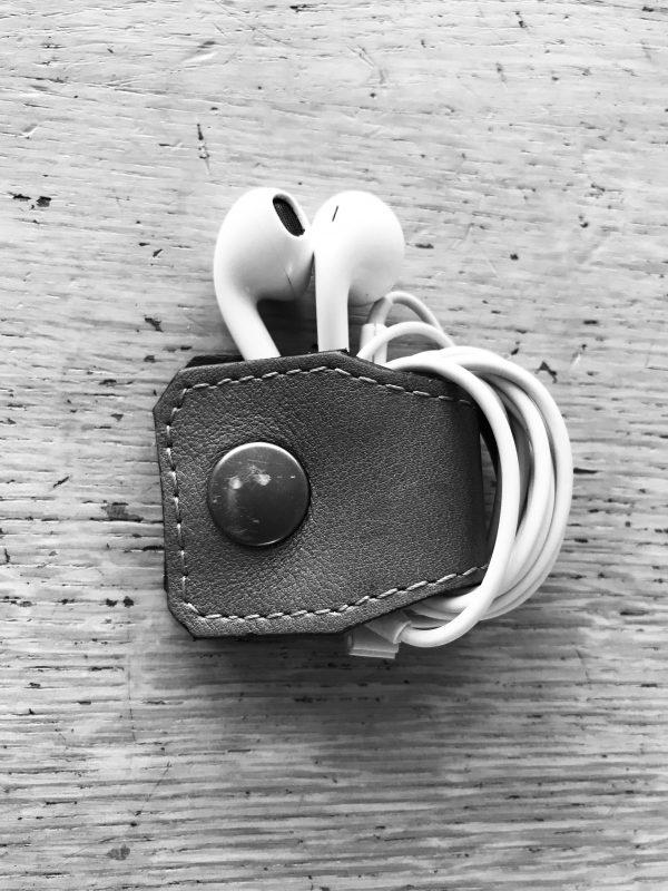 holder til høretelefoner