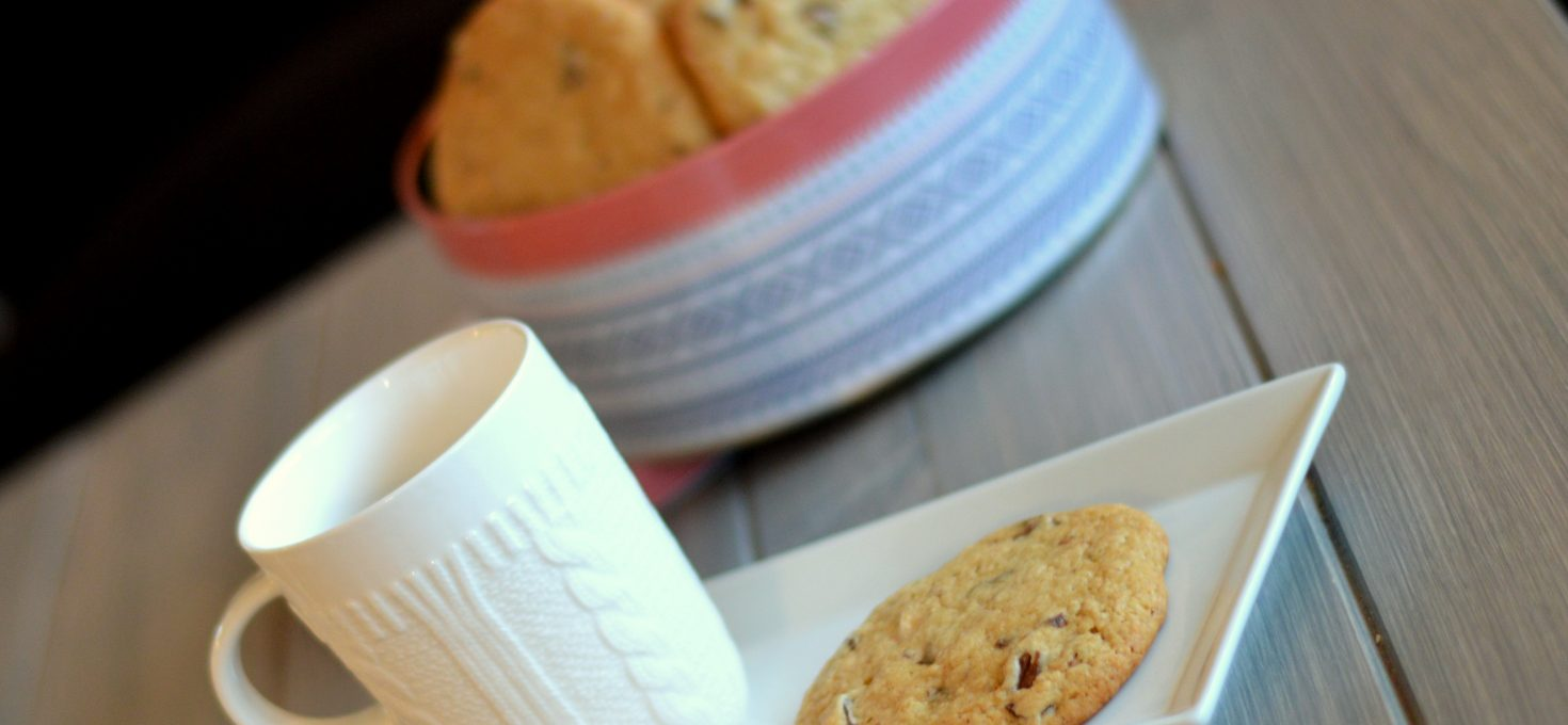 TRIPPEL CHOCOLATE CHIP COOKIES