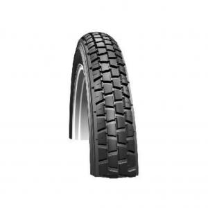 Buitenband: Schwalbe Standard oa voor Moped/bakfiets/fietstaxi Kleur: Zwart zonder reflectie Maat: 2 1/4-19, 23x2.25