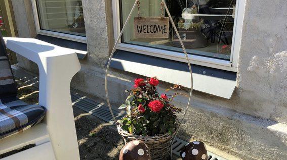 Velkommen til vores feriegæster