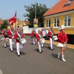 Bornholmergarden gennem Hasle by