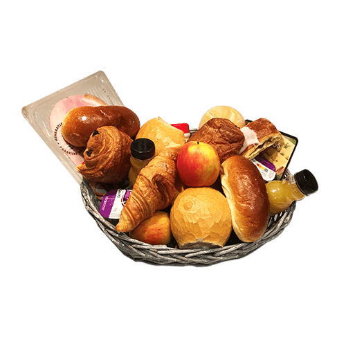 Verrassingsbrood & ontbijtmand