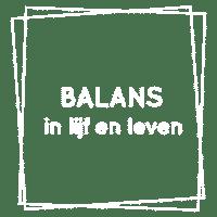 Logo Balans in lijf en leven