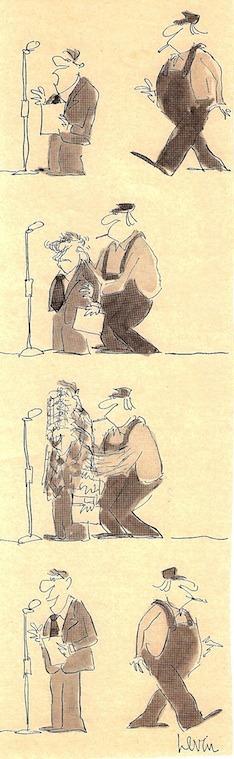 Alexandertechniek comic