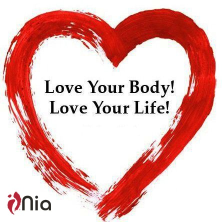 Nia: Love your body Love your Life
