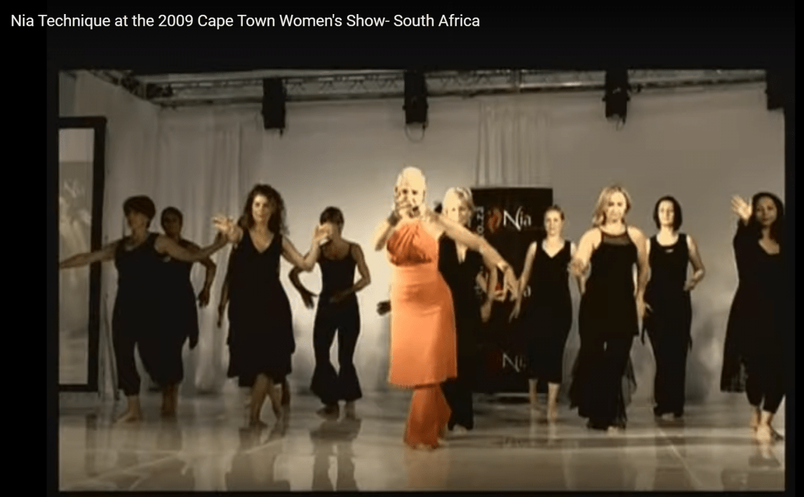 Nia Cape Town filmpje