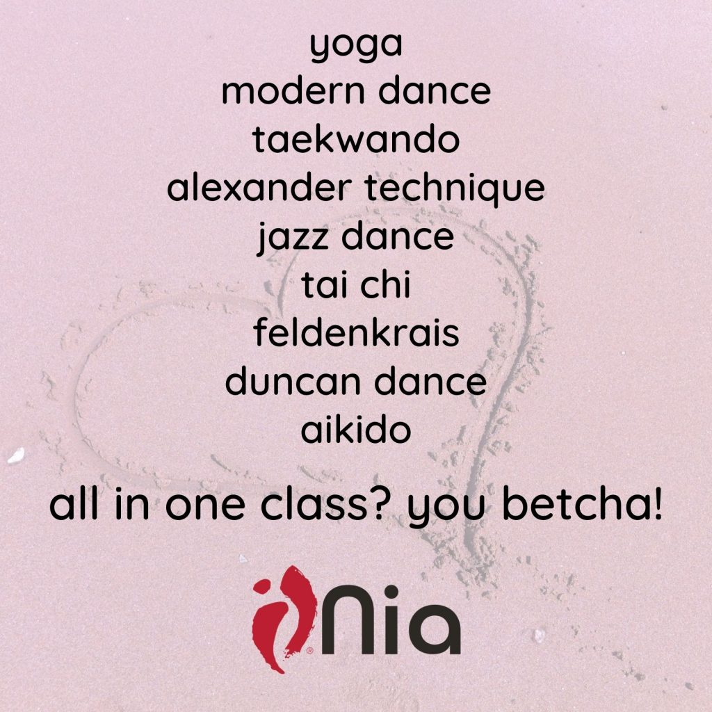 Nia 9 movement forms