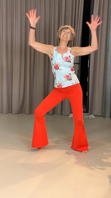 Marianne danst Nia