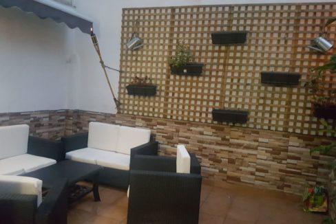 Apartamento totalmente reformado con terraza de 40 m. Centro Gijón