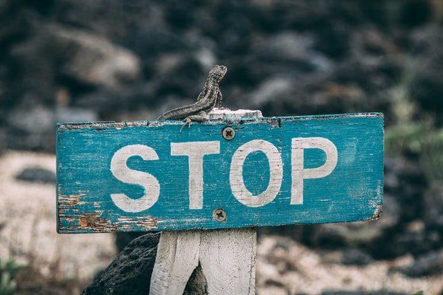 stop aan grensoverschrijdend gedrag