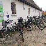 I sporet af kongens skoler - cykeltur