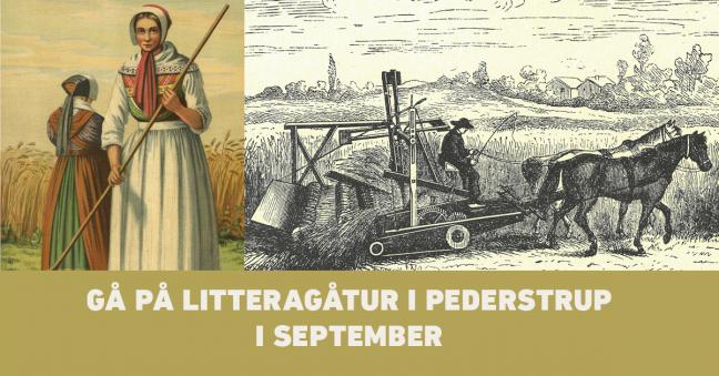 Annonce billede for LitteraGåtur