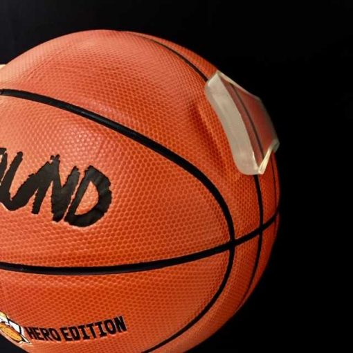 1stk BallOnWall Klar Basketballholder