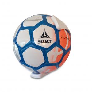 1 stk BallOnWall Hvid Fodboldholder