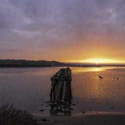 Morning at Barmouth (David Wright)