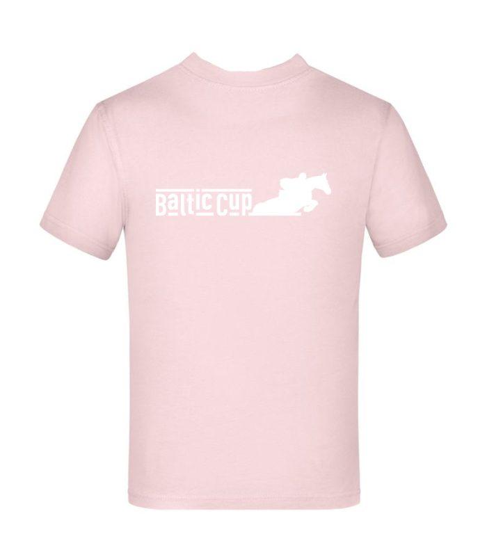 BalticCup pink t-shirt