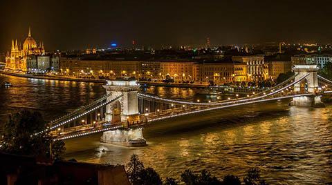 Resor till Budapest