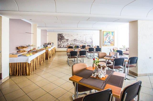 Hotell Atol-Frukost