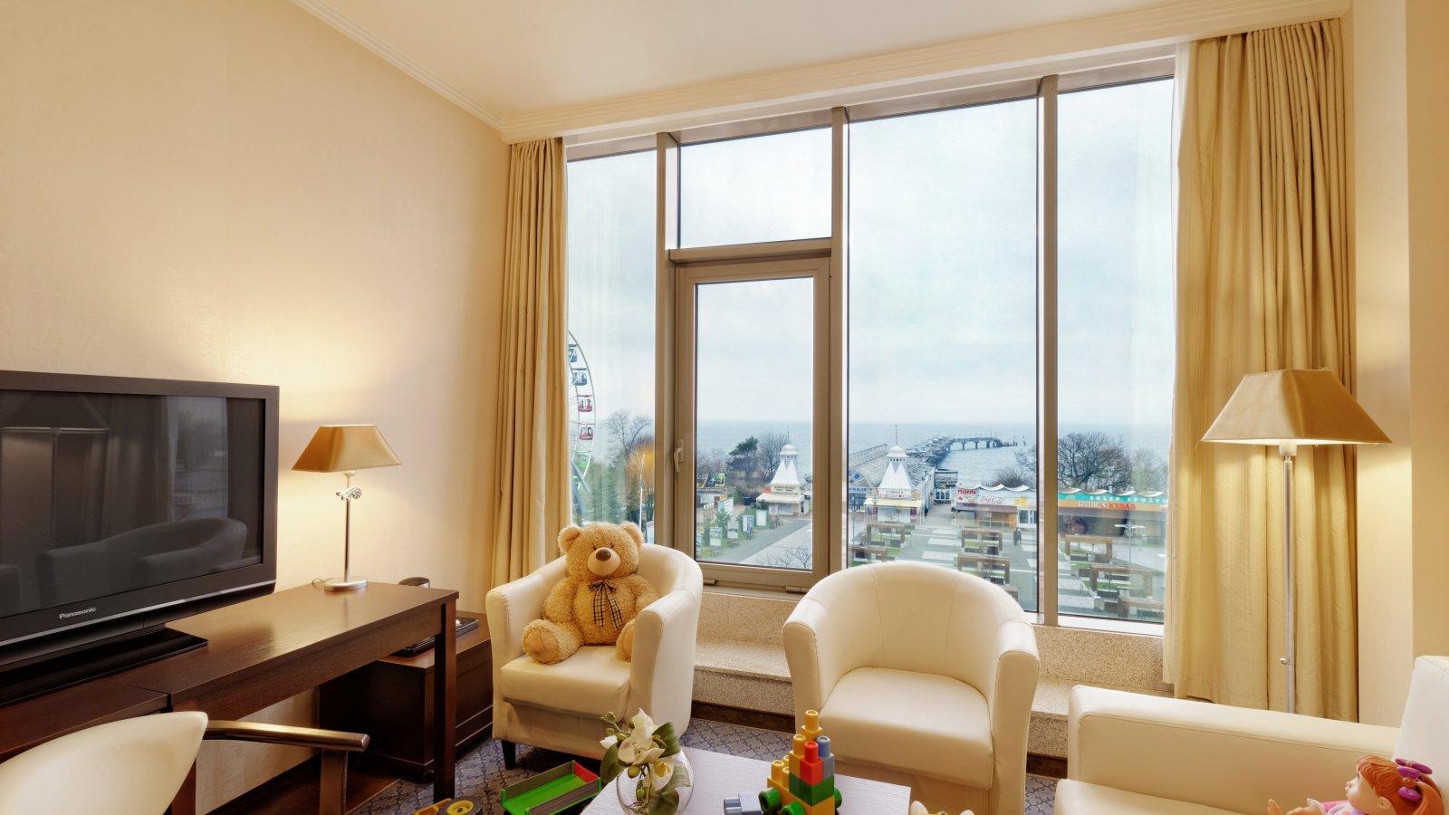 Hotell Aurora room