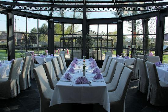 Villa Park Wiselka restaurangen