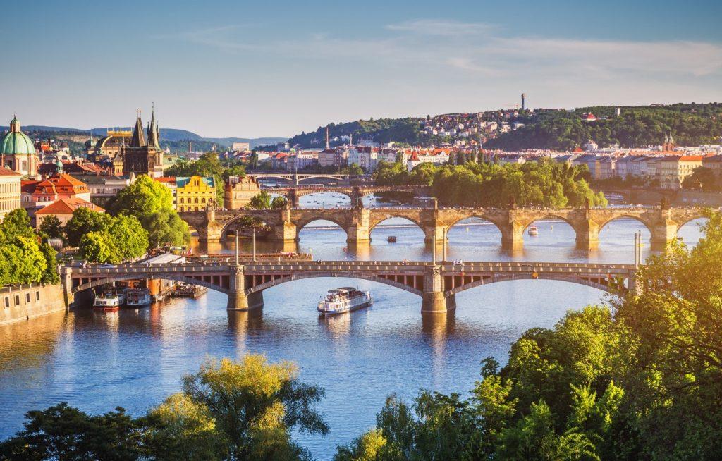 Resor till Prag