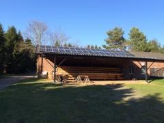 Solcellsanläggning 8,5 kWp i Tomelilla