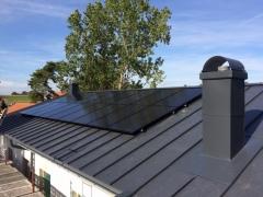 Solcellsanläggning 5,31 kWp i Löderup