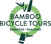 Bamboo bicycle tours logo