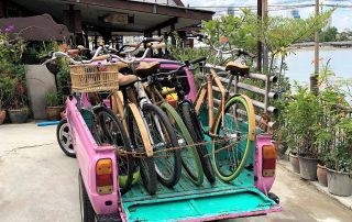 Bamboo Bicycle Tours Thailand