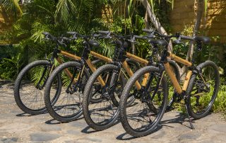 bicycle tours Bangkok Thailand