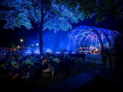 Band Xcited & OG3NE - Kanaal Concerten Apeldoorn 30 aug 2019