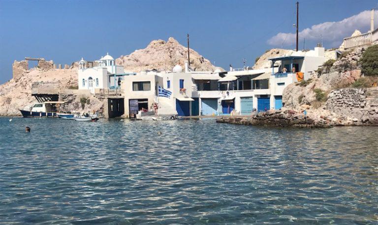 Milos er øen, man ikke må misse