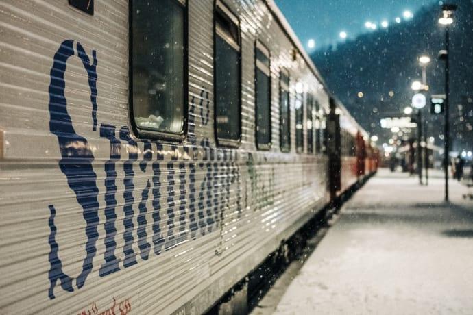 Snälltåget kører direkte til Alperne i 2021