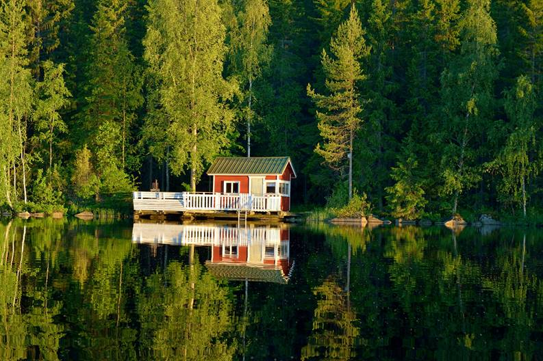 Fem gode grunde til at rejse til Finland
