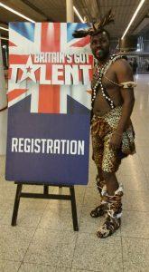 BANTU ARTS AT BRITAIN GOT TALENT