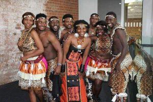 bantu arts - band - group