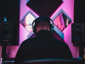 audio equipment for hire