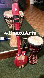 African Instrument 003