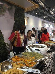 catering - bantu arts - fooda