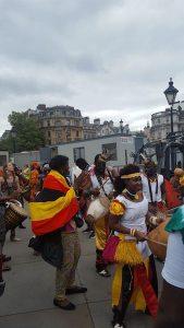 street entertainment - bantu arts