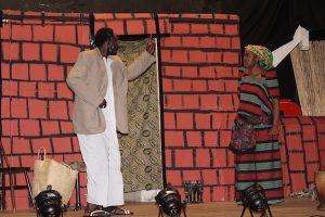 theatre play - bantu arts - 2