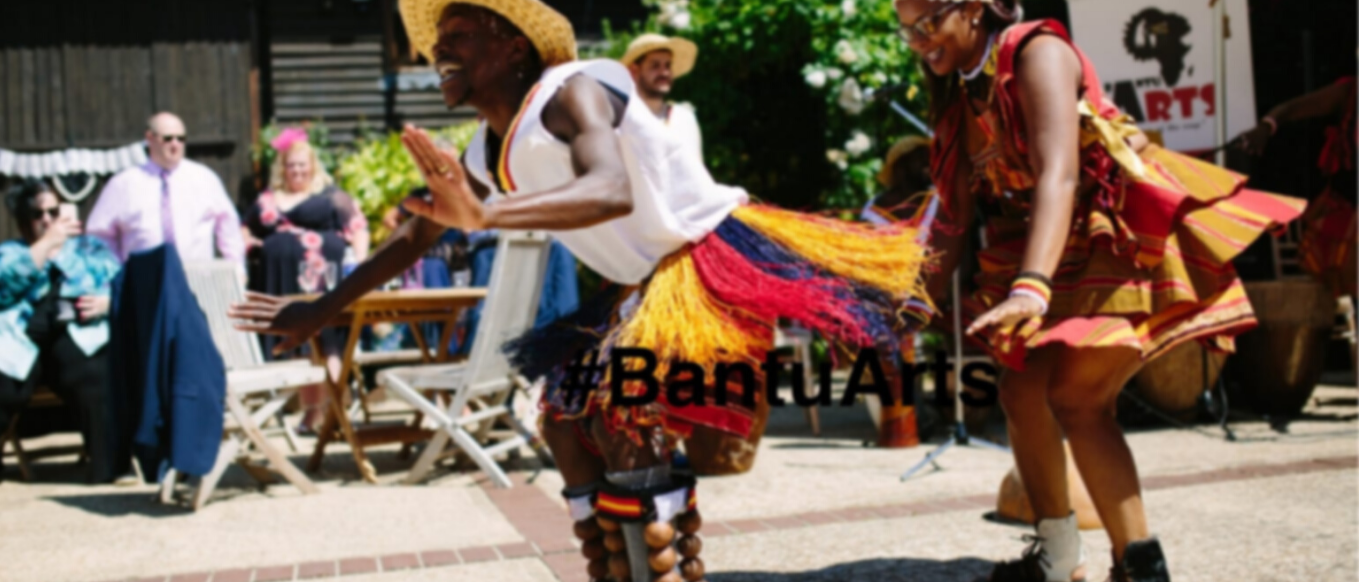 bantu arts team - african music, african dance