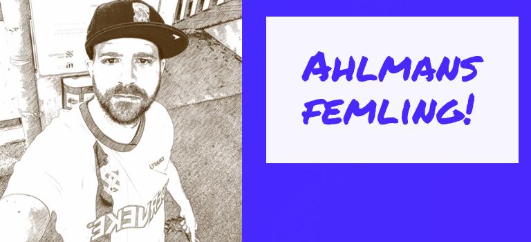 Ahlmans femling – Elfsborg borta