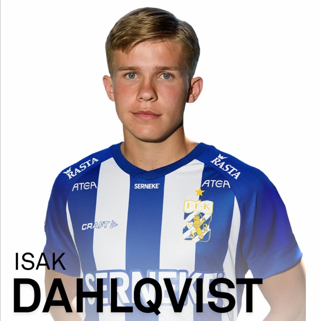 Isak Dahlqvist – Jag vill vinna SM-guld med Blåvitt!